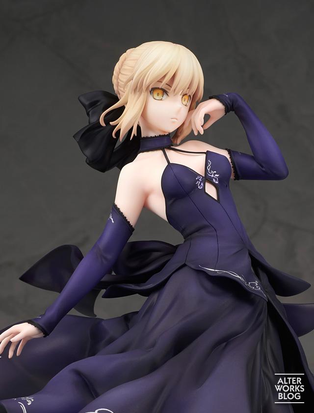 ALTER《Fate/Grand Order》 Saber Alter礼服Ver. 手办再贩开订-一起萌